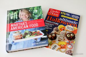 アメリカお土産料理本雑誌