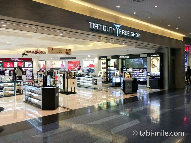 羽田空港 免税店