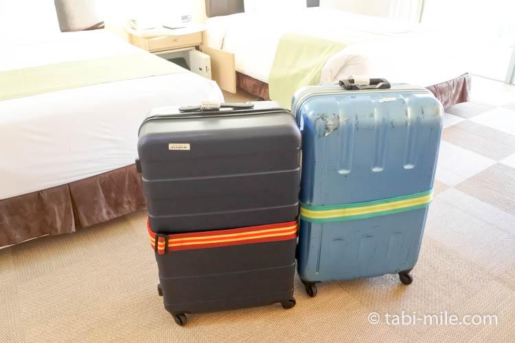 海外旅行スーツケース