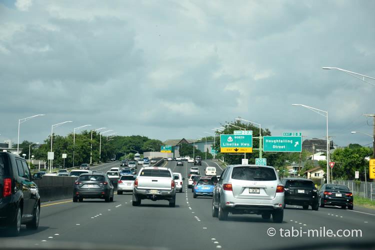 ハワイ 高速道路