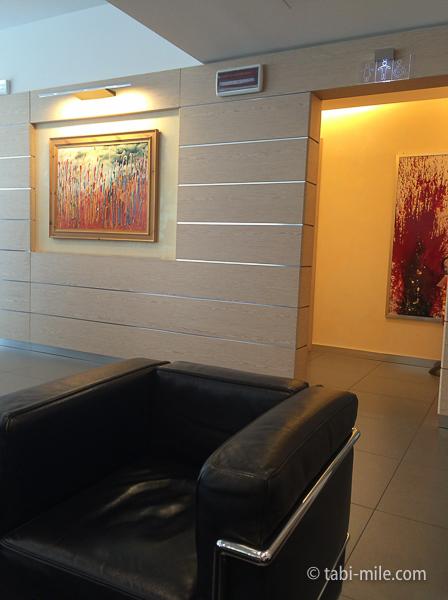 IQホテル フロント横トイレ