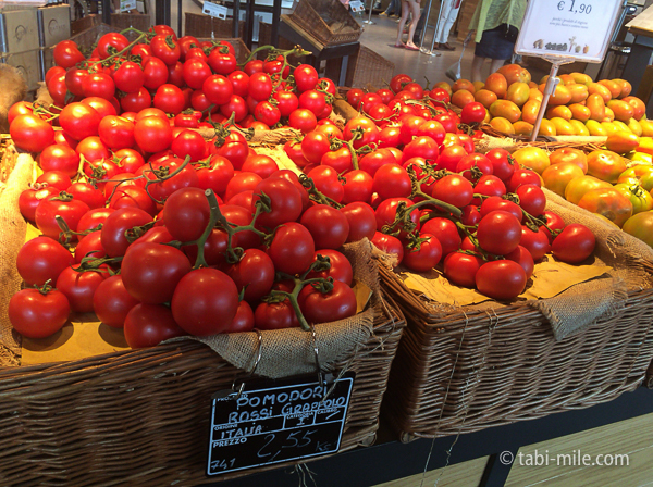 EATALY トマトアップ