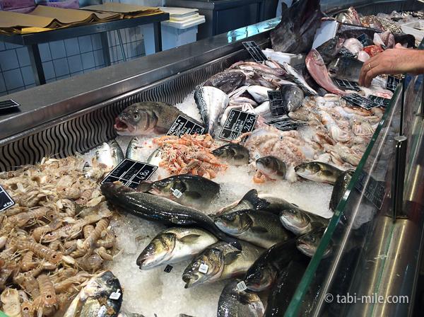 EATALY 魚介
