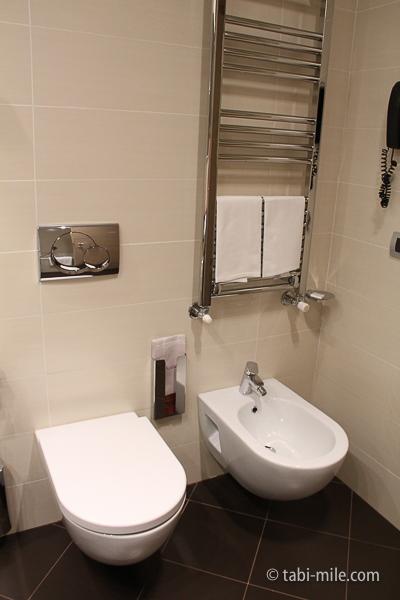 IQホテル トイレ