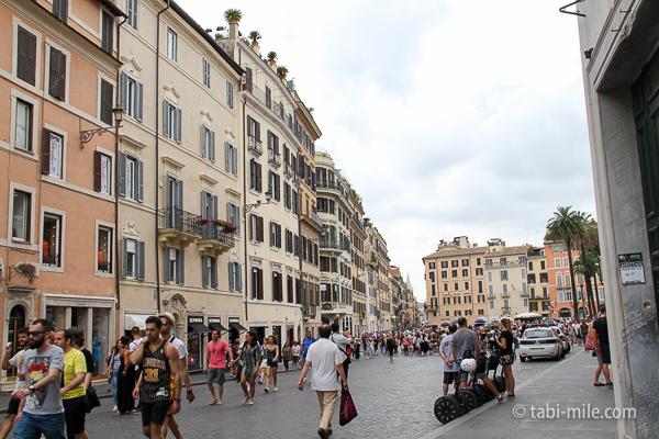 ローマ 街歩き