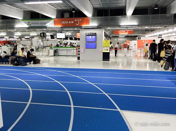 羽田空港第3ターミナルトラック2