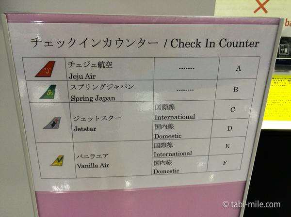 羽田空港第3ターミナルエアライン