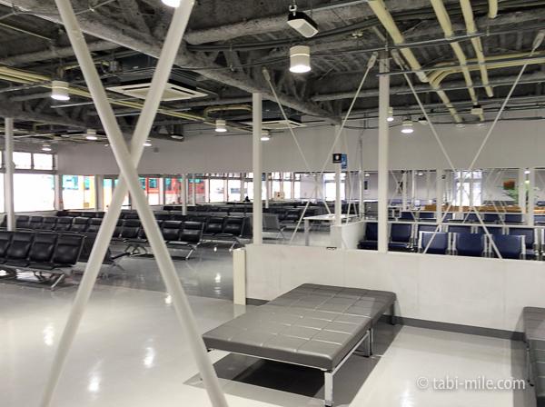 羽田空港休憩場2