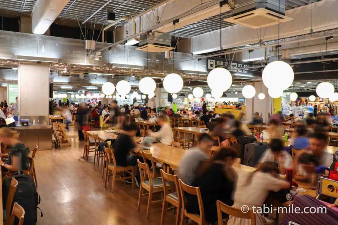 成田空港第3ターミナル レストラン