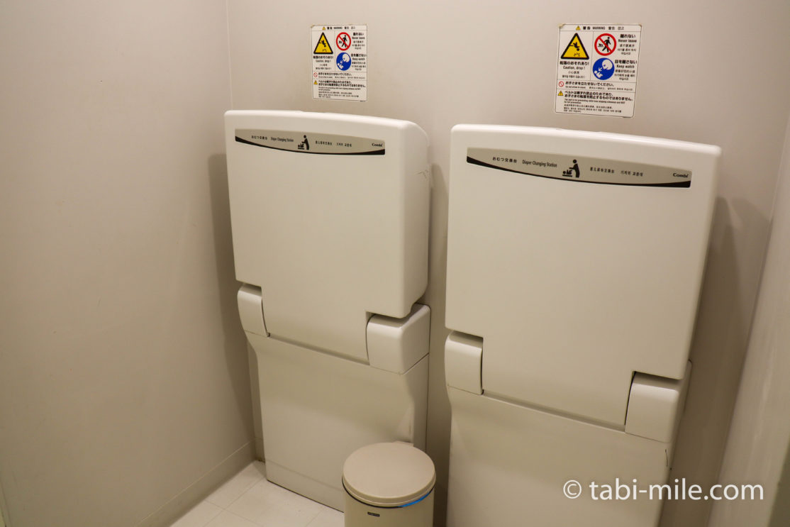 成田空港第3ターミナル ベビールーム