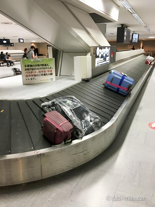 成田空港ターンテーブル