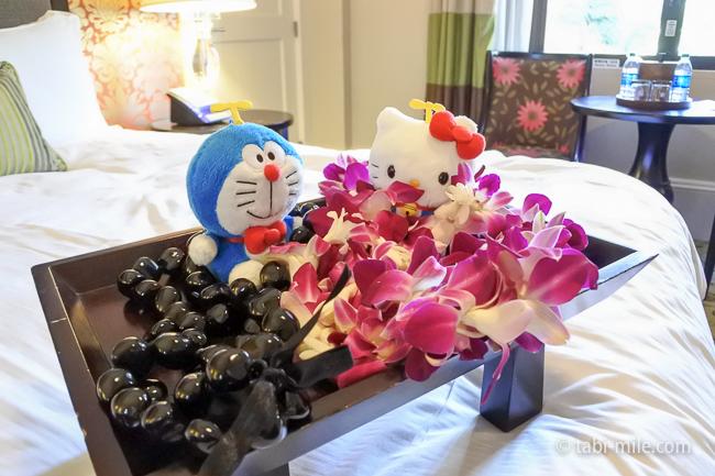 ハワイロイヤルハワイアンホテルヒストリックガーデン部屋レイ