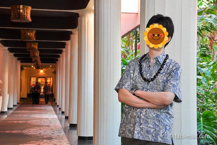 ロイヤルハワイアンホテル写真4