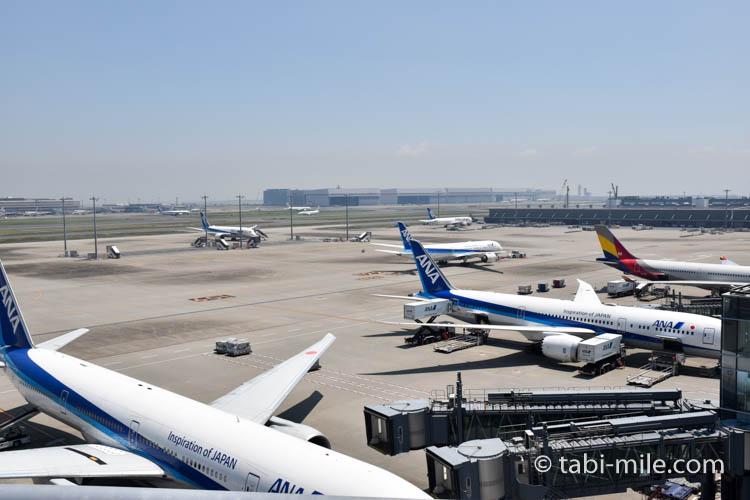 羽田空港国際線ターミナル 風景
