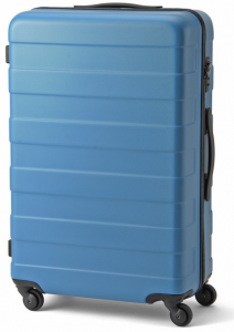 キャリーバーの高さを自由に調節できるストッパー付きハードキャリー