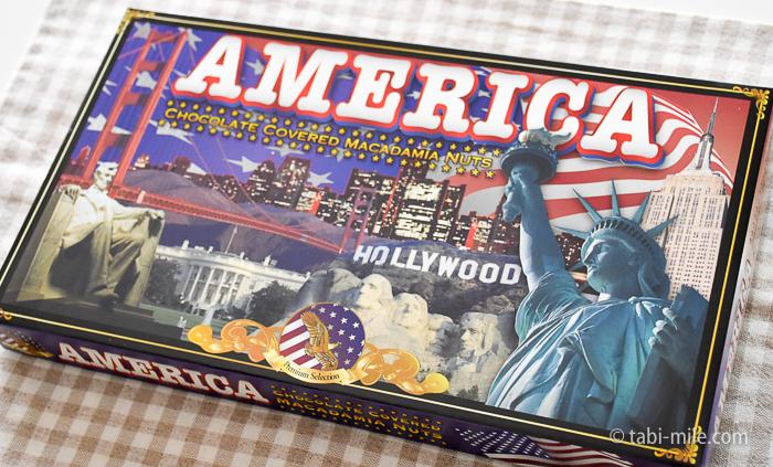 アメリカお土産おすすめマカデミアナッツチョコレートギフトランド1