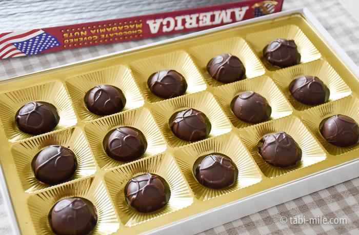 アメリカお土産おすすめマカデミアナッツチョコレートギフトランド2