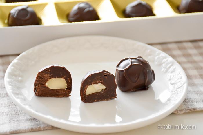 アメリカお土産おすすめマカデミアナッツチョコレートギフトランド3