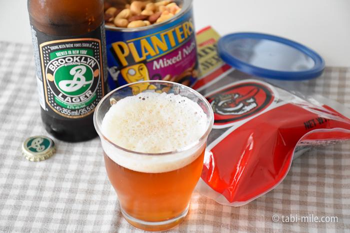 アメリカお土産人気ブルックリンビールつまみ