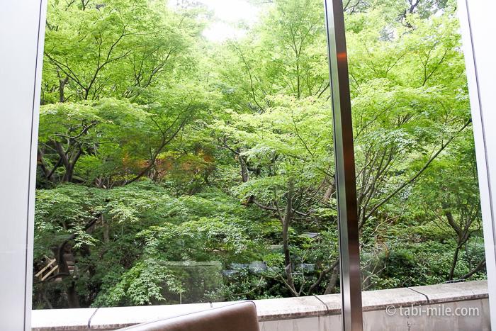 シェラトン都ホテル東京四川窓側