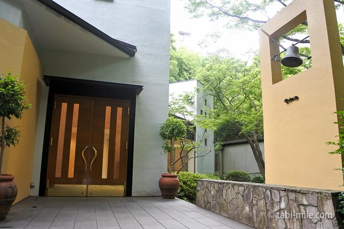 シェラトン都ホテル東京チャペル