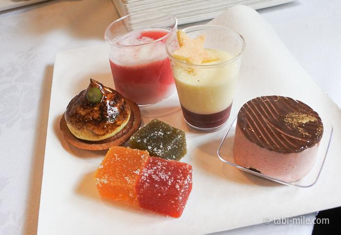 フランスレストランウィークのデザートづくし