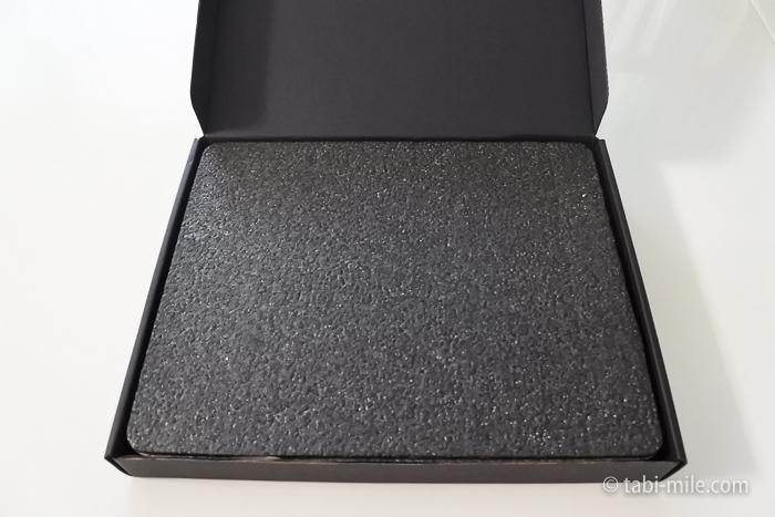 ダイナースプレミアムカードプレゼント箱2