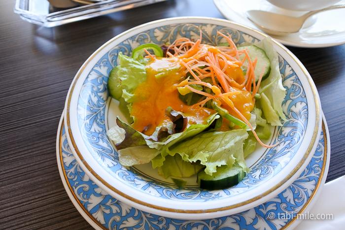ホテルシーサイド江戸川レストランランチサラダ2