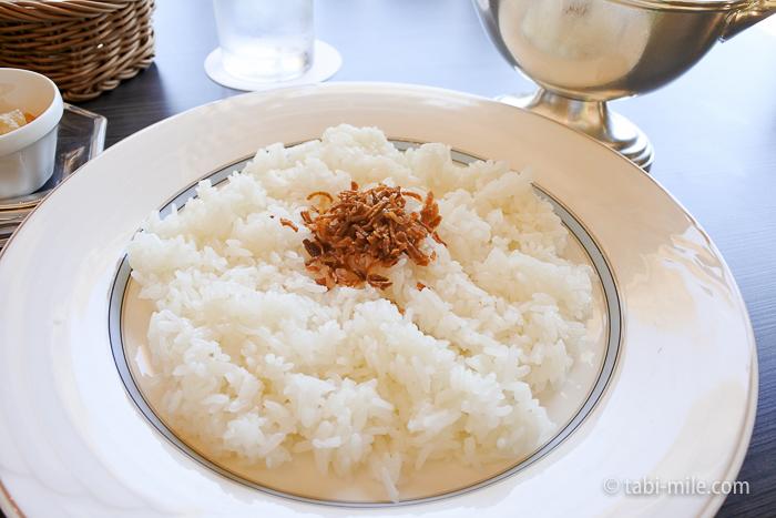 ホテルシーサイド江戸川レストランランチカレー4