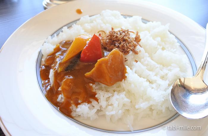 ホテルシーサイド江戸川レストランランチカレー6
