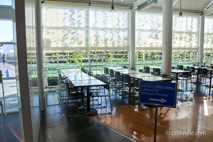 葛西臨海水族園レストラン2