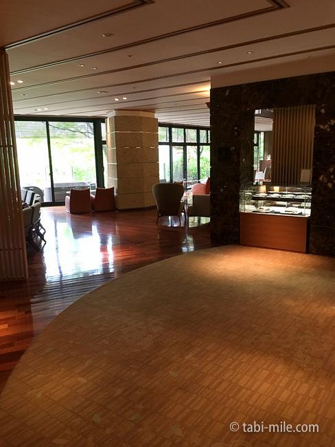 鬼怒川金谷ホテル入り口付近