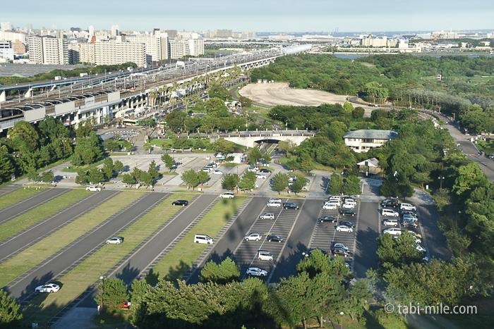 葛西臨海公園観覧車風景5