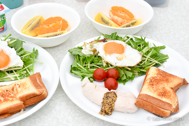 無印良品カンパーニャ嬬恋キャンプ場レンタルお皿