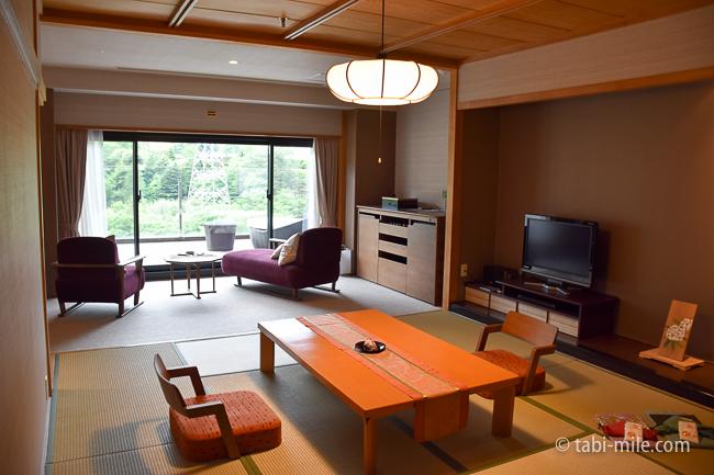 鬼怒川金谷ホテルグレードアップ和室露天風呂付き