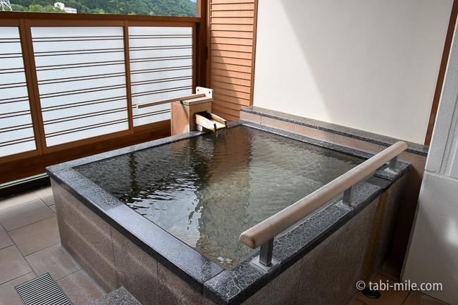 鬼怒川金谷ホテルグレードアップ和室露天風呂