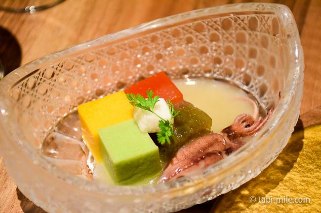 鬼怒川金谷ホテル夕食冷皿