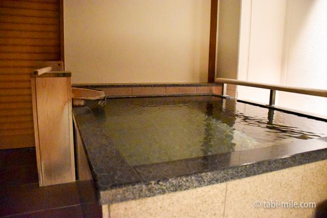 鬼怒川金谷ホテルグレードアップ和室露天風呂かけ流し