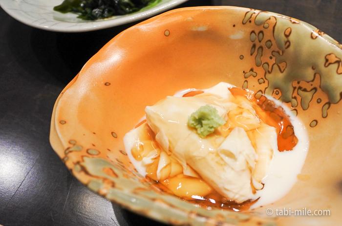 ヒルトン東京レストラン寿司先付