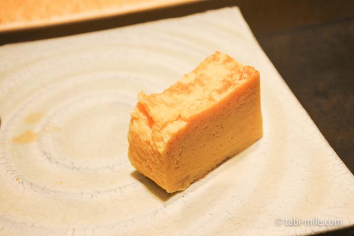 ヒルトン東京レストラン寿司たまご
