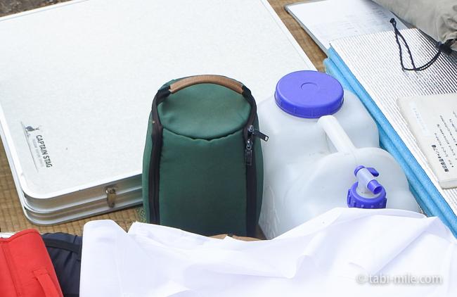 無印良品カンパーニャ嬬恋キャンプ場レンタルランタンコールマン