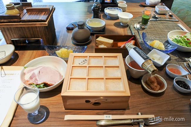 鬼怒川金谷ホテル朝食和食