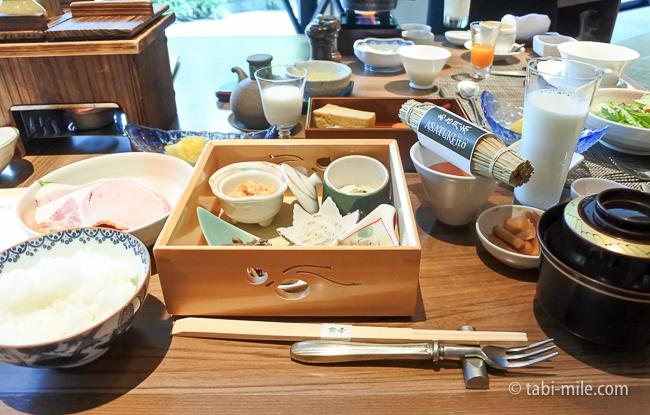 鬼怒川金谷ホテル朝食和食洋食