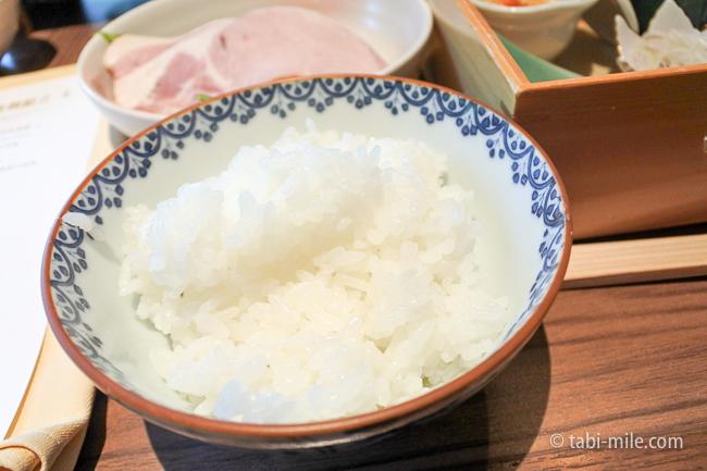 鬼怒川金谷ホテル朝食和食滋養米
