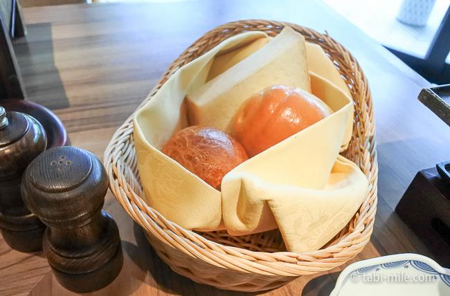 鬼怒川金谷ホテル朝食洋食パン