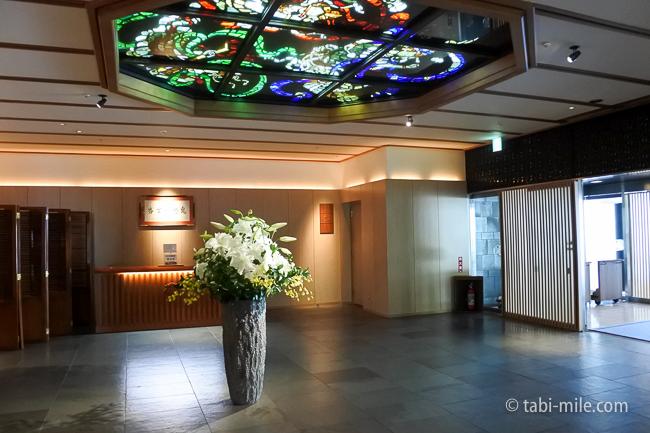 鬼怒川金谷ホテルエントランス