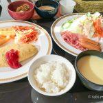 ヒルトン東京ベイ朝食ビュッフェオムレツベーコン