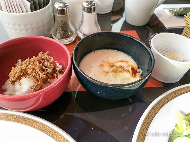 ヒルトン東京ベイ朝食ビュッフェ小鉢