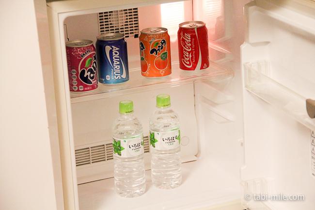ヒルトン東京ベイ部屋セレブリオ冷蔵庫