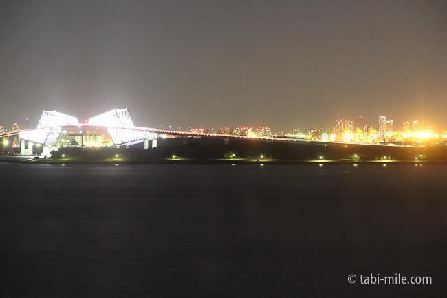 ヒルトン東京ベイ部屋セレブリオ景色橋
